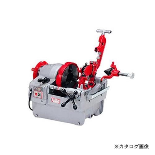 【運賃見積り】【直送品】レッキス工業 REX パイプマシン 90AIII 246015