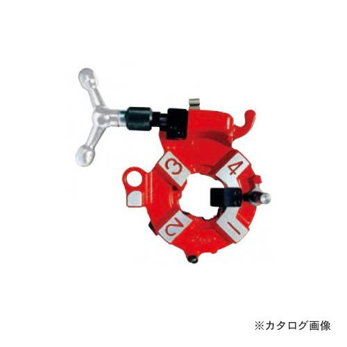 レッキス工業 REX 291046 150PGD 65A-100Aダイヘッド(グルービング)