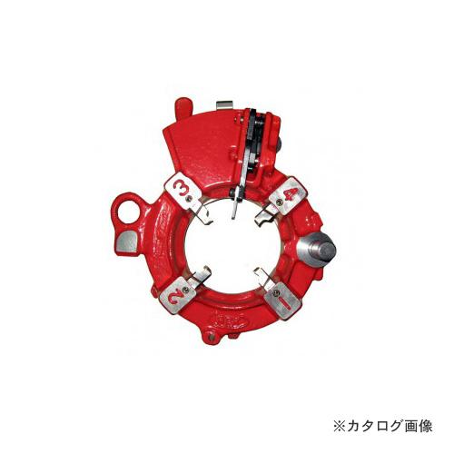 レッキス工業 REX 29A030 AD 65A-80A チェーザ付ダイヘッド 2.1/2-3
