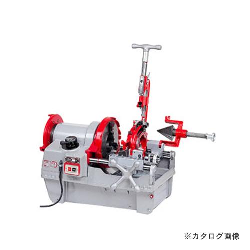 【運賃見積り】【直送品】レッキス工業 REX パイプマシン N100A 35A400