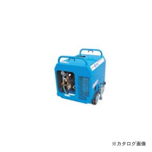 【直送品】レッキス工業 REX ガソリンエンジンタイプ高圧洗浄機(防音型) GE160 440158