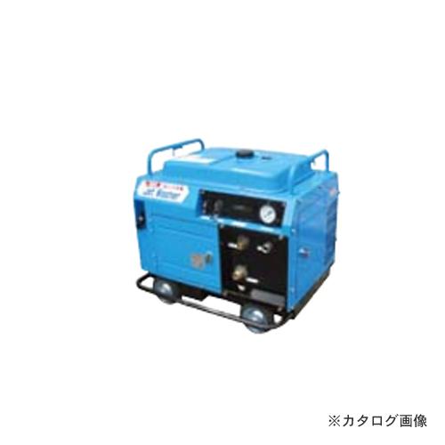 【直送品】レッキス工業 REX ガソリンエンジンタイプ高圧洗浄機(防音型) GSB1520 440179
