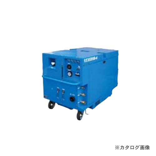 【直送品】レッキス工業 REX 自吸式ディーゼルエンジンタイプ高圧洗浄機(防音型) 1538DSB 440180
