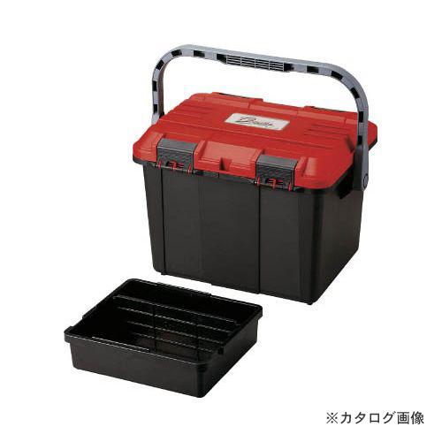 工具箱 ツールボックス ツールケース リングスター RING STAR ブラック セール !超美品再入荷品質至上! 滑り止無 D-4700 レッド ドカット