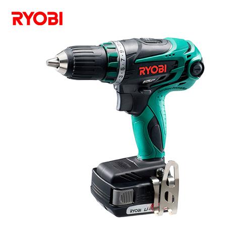 【直送品】リョービ RYOBI 充電ドライバドリル BDM-1410
