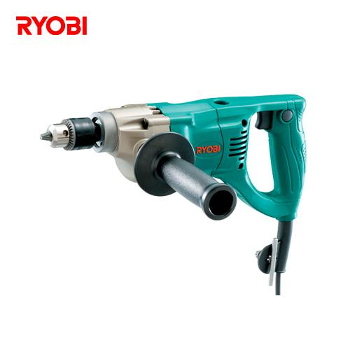 【直送品】リョービ RYOBI 電気ドリル スイッチロックボタン付 D-1002