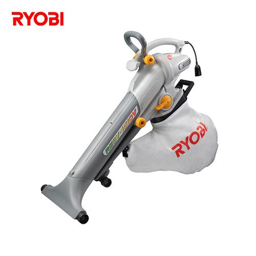 【直送品】リョービ RYOBI ブロアバキューム 風速無段階/ワイドノズル付 RESV-1510V(696901A)