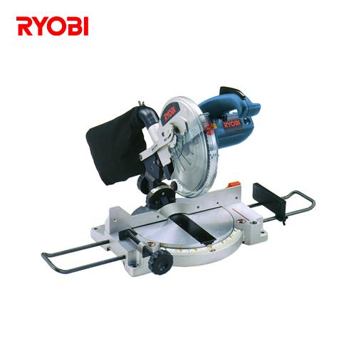 【直送品】リョービ RYOBI 卓上切断機 片側傾斜 220mmチップソー付 TS-225