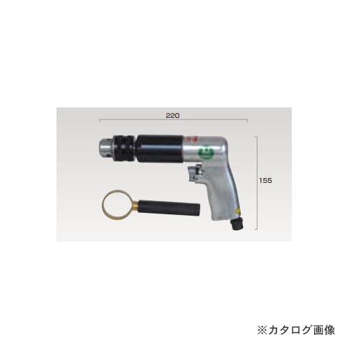 埼玉精機 13mm エアドリル リバース方式 U-527