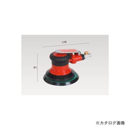 埼玉精機 ダブルアクションサンダー φ123mm U-55