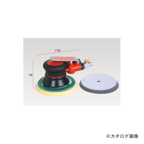 埼玉精機 ダブルアクションサンダー φ123mm 専用パット U-551