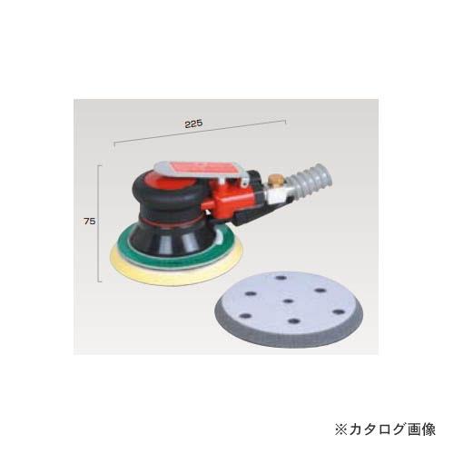 埼玉精機 ダブルアクションサンダー 吸塵式 φ123mm U-551D