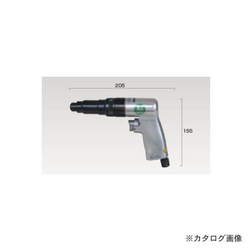 埼玉精機 スクリュードライバー 6.35mm角 U-810