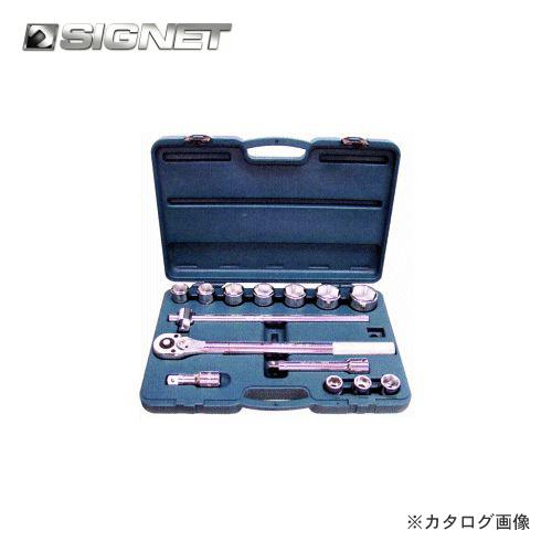 シグネット SIGNET 3/4DR 15PC mm ソケットレンチセット 14715