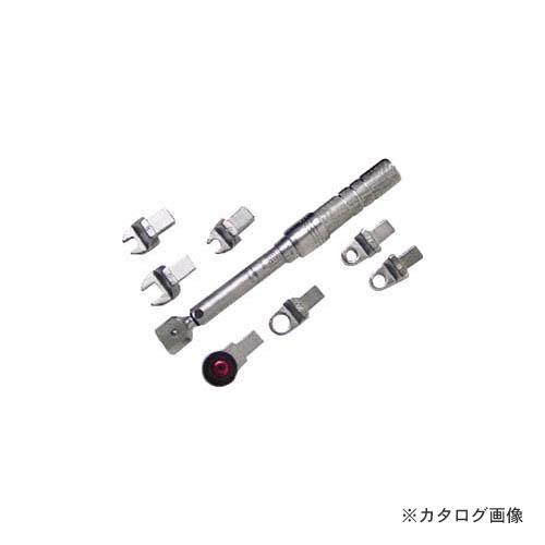 シグネット 71020 ヘッド交換式プリセット型トルクレンチセット