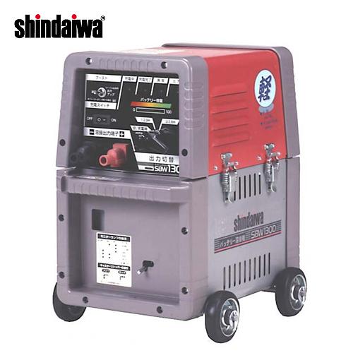 【運賃見積り】【直送品】新ダイワ工業 バッテリーウェルダー SBW130D