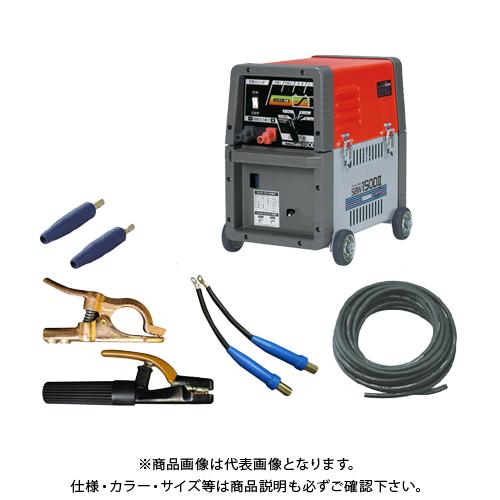 附带电缆安排的新大和工业电池电焊机SBW150D2-MF-CS