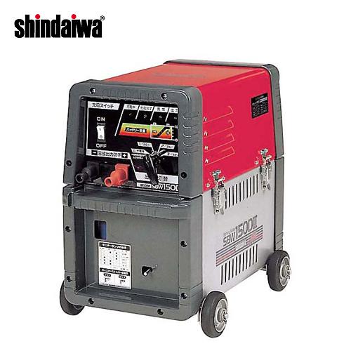 【直送品】特価 新ダイワ工業 バッテリーウェルダー SBW150D2