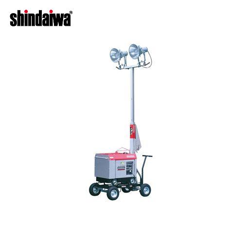 【運賃見積り】【直送品】新ダイワ工業 プロジェクタータイプ投光機(60Hz) SL223IDG-B