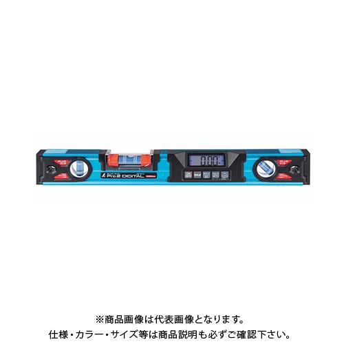 水平器 水準器 レベル シンワ測定 メーカー再生品 ブルーレベル 75314 Pro デジタル450mm 定番の人気シリーズPOINT(ポイント)入荷 防塵防水 2