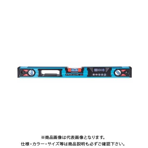 シンワ測定 ブルーレベル Pro 2 デジタル600mm 防塵防水 75315