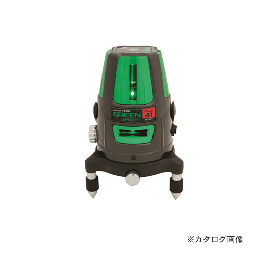 シンワ測定 レーザーロボ Neo41 BRIGHT 縦・横・大矩・通り芯・地墨 78271