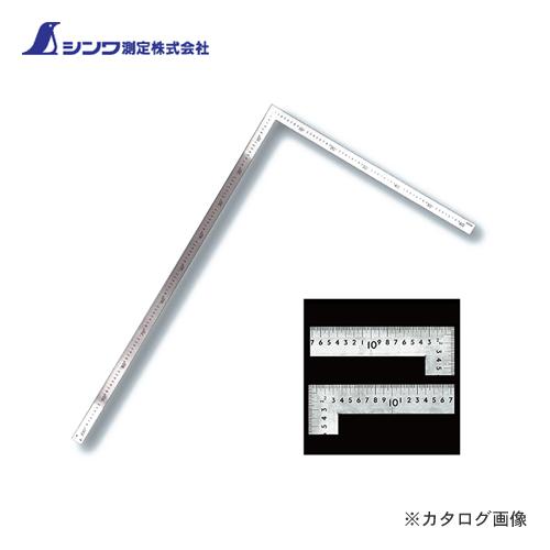 シンワ測定 曲尺大金 ステン 1m×60cm表裏同目 63099