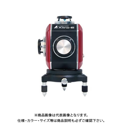 シンワ測定 レーザーロボ X line-E レッド フルライン・地墨クロス 71609