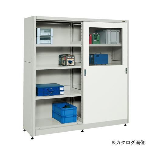 【直送品】サカエ SAKAE キャビネット保管システム・ボールスライドレール仕様 B-18EAGY
