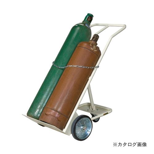 【直送品】サカエ SAKAE ボンベキャリー BC-20I