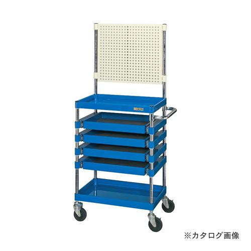 【直送品】サカエ SAKAE 工具収納ワゴン CSPA-608S4PBL