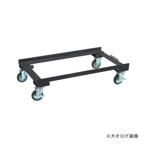 【個別送料1000円】【直送品】サカエ SAKAE ミニ工具室用オプション・キャスターベース E-80CDD