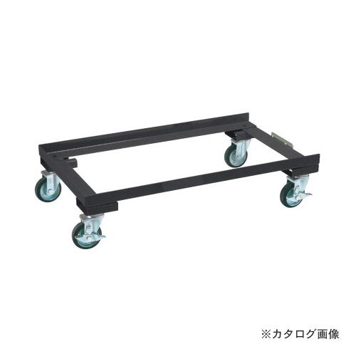 【直送品】サカエ SAKAE ミニ工具室用オプション・キャスターベース E-K100CDD