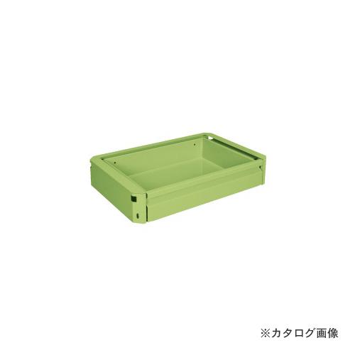 【直送品】サカエ SAKAE スーパー(スペシャル)ワゴン用キャビネット EM-CSET