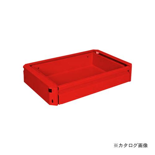 【直送品】サカエ SAKAE スーパー(スペシャル)ワゴン用キャビネット EM-CSETRE