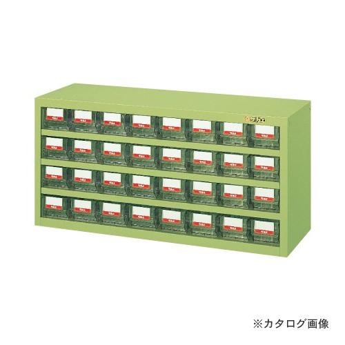 【直送品】サカエ SAKAE ハニーケース・樹脂ボックス HFW-32TL