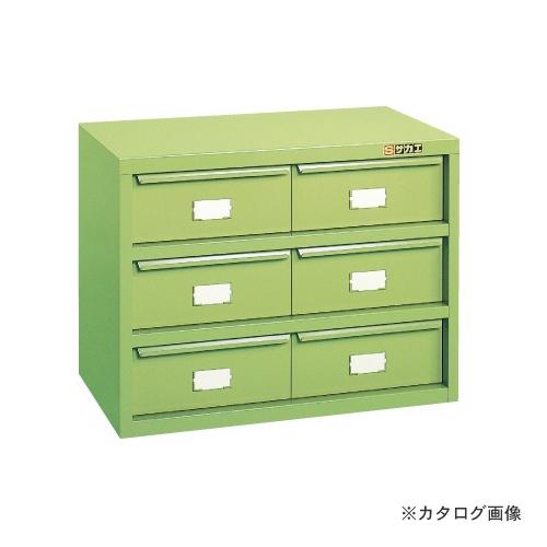 【直送品】サカエ SAKAE ハニーケース HL-6N