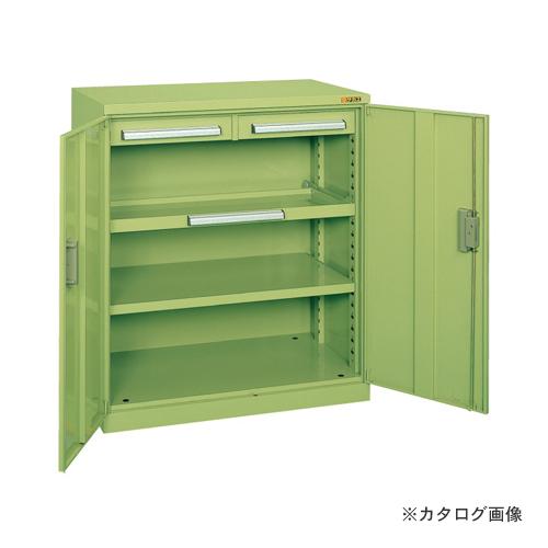 【直送品】サカエ SAKAE ミニ工具室 K-100N