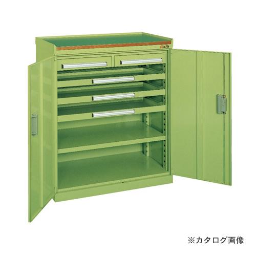 【直送品】サカエ SAKAE ミニ工具室 K-101N