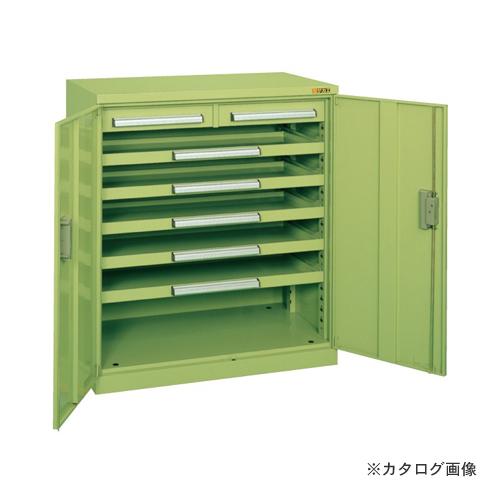 【直送品】サカエ SAKAE ミニ工具室 K-103N