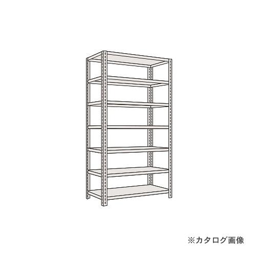 【運賃見積り】【直送品】サカエ SAKAE 軽量開放型棚ボルトレス KF3347