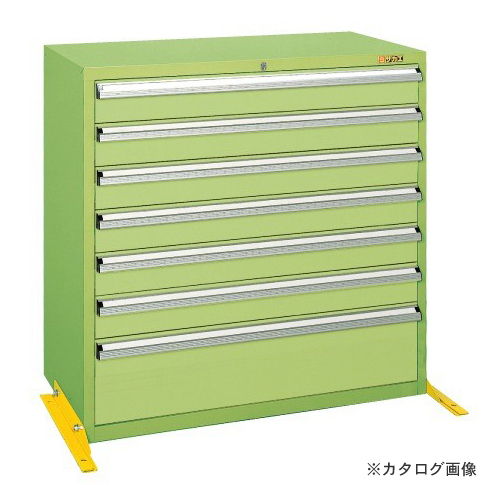 【直送品】サカエ SAKAE 工具管理ユニット KU-7D1