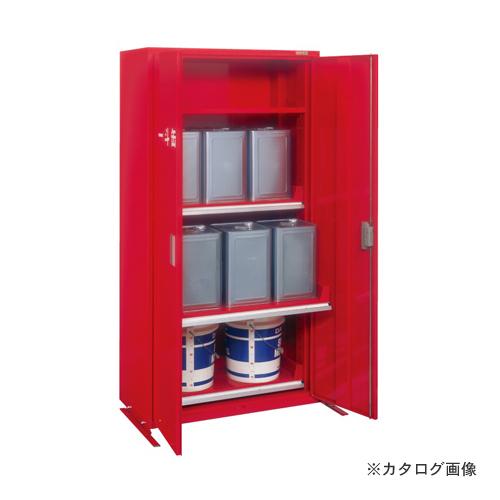 【直送品】サカエ SAKAE 一斗缶保管庫 KU-90ITK