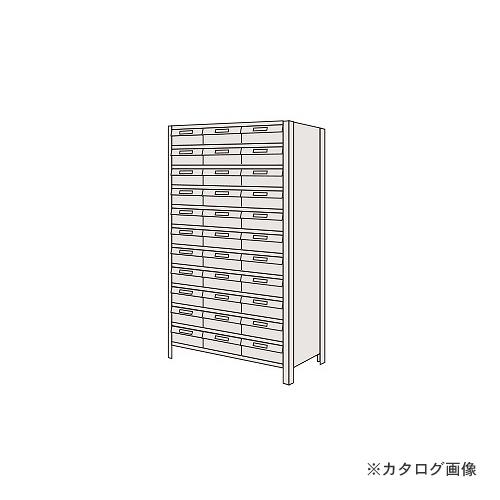 【運賃見積り】【直送品】サカエ SAKAE 物品棚LEK型樹脂ボックス LEK1110-36T