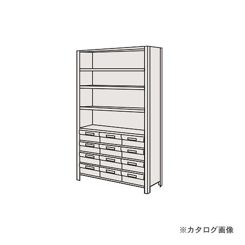【運賃見積り】【直送品】サカエ SAKAE 物品棚LEK型樹脂ボックス LEK1129-12T