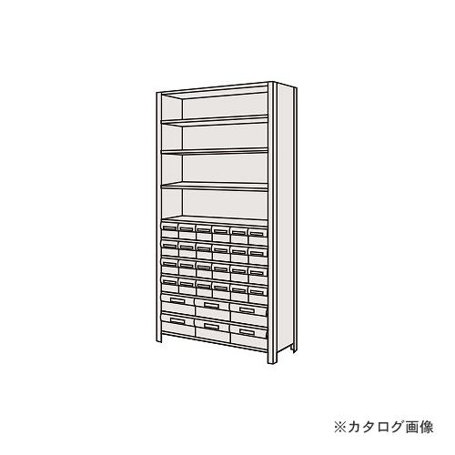 【運賃見積り】【直送品】サカエ SAKAE 物品棚LEK型樹脂ボックス LEK2111-30T