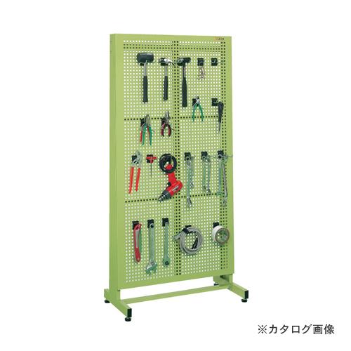 【直送品】サカエ SAKAE パネルハンガー パンチングパネルタイプ MP-16PN
