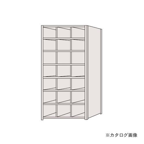 【運賃見積り】【直送品】サカエ SAKAE 区分棚 フラットタイプ NCA111-307