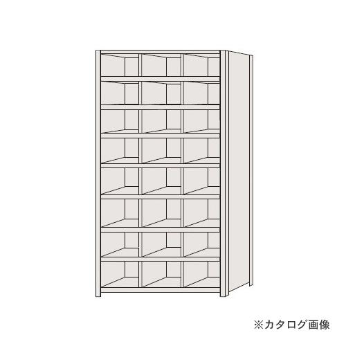 【運賃見積り】【直送品】サカエ SAKAE 区分棚 フラットタイプ NCA110-308