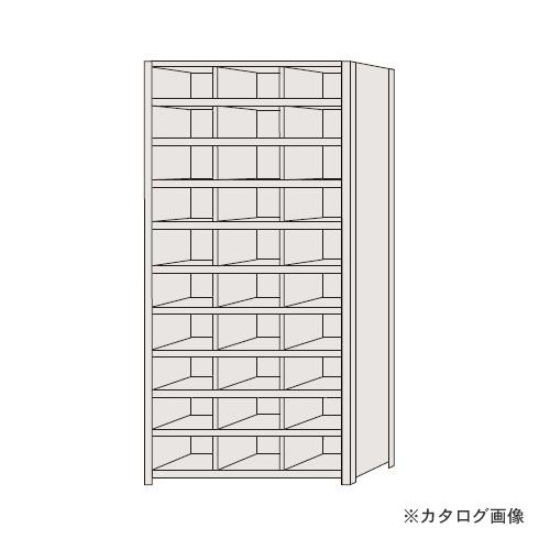 【運賃見積り】【直送品】サカエ SAKAE 区分棚 フラットタイプ NCA110-310